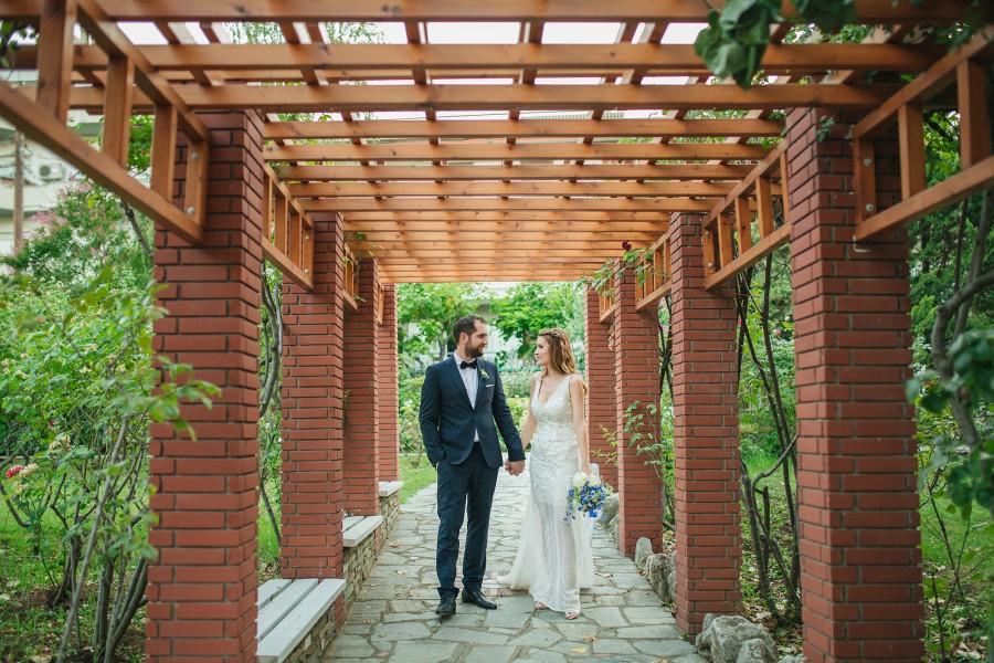 Φωτογράφιση γάμου στο Porto Palace Θεσσαλονίκης