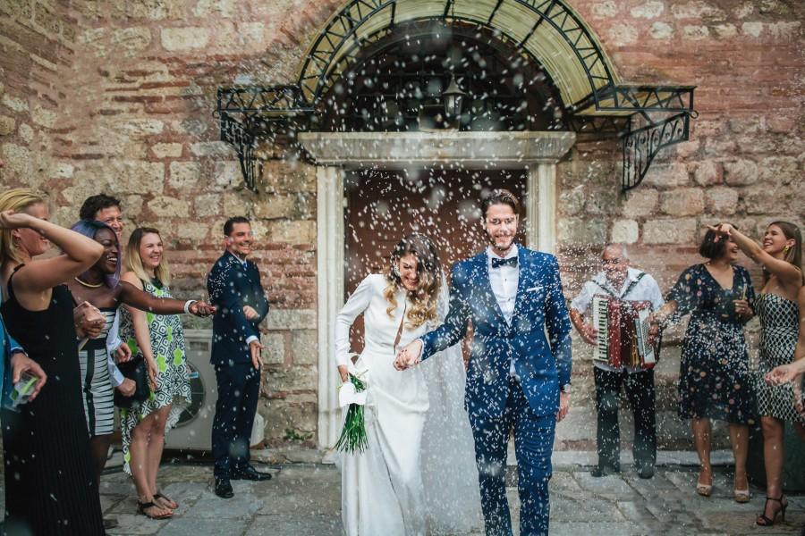 Φωτογραφίες γάμου - Mary & Oscar