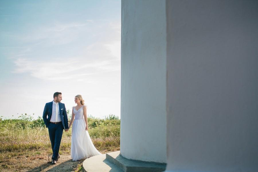 Φωτογράφιση γάμου στη Χαλκιδική