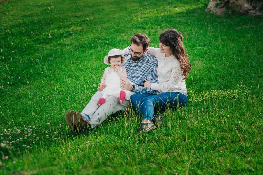 Η οικογενειακή μας φωτογράφιση