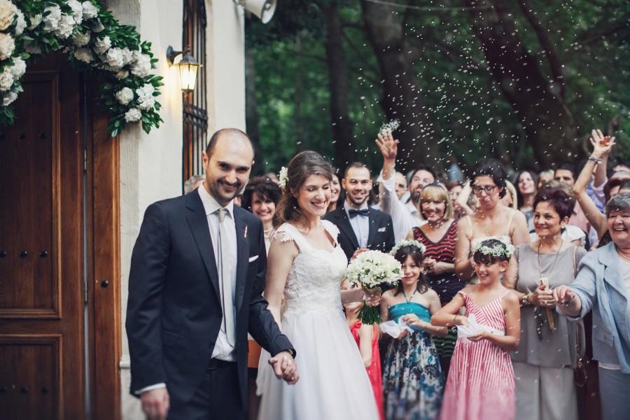 το Βίντεο γάμου της Έλενας & Παναγιώτη