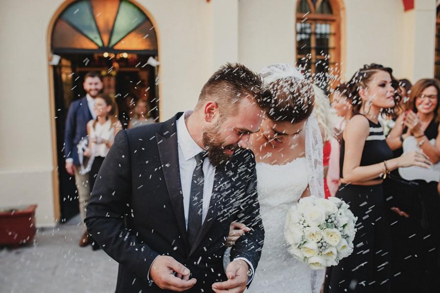 το Βίντεο γάμου της Ντίνας & Αλέξανδρου
