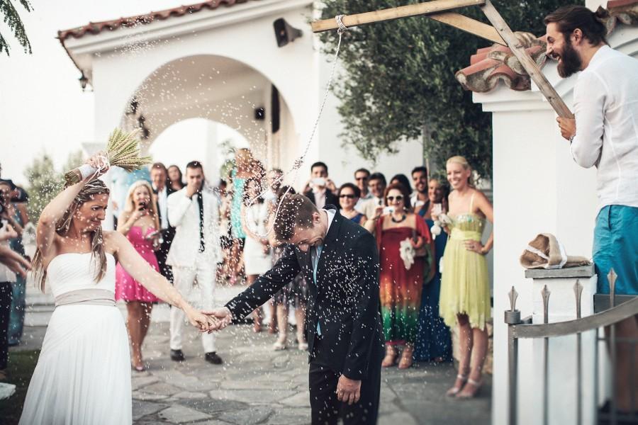 το Βίντεο γάμου της Δήμητρας & Άλεξ