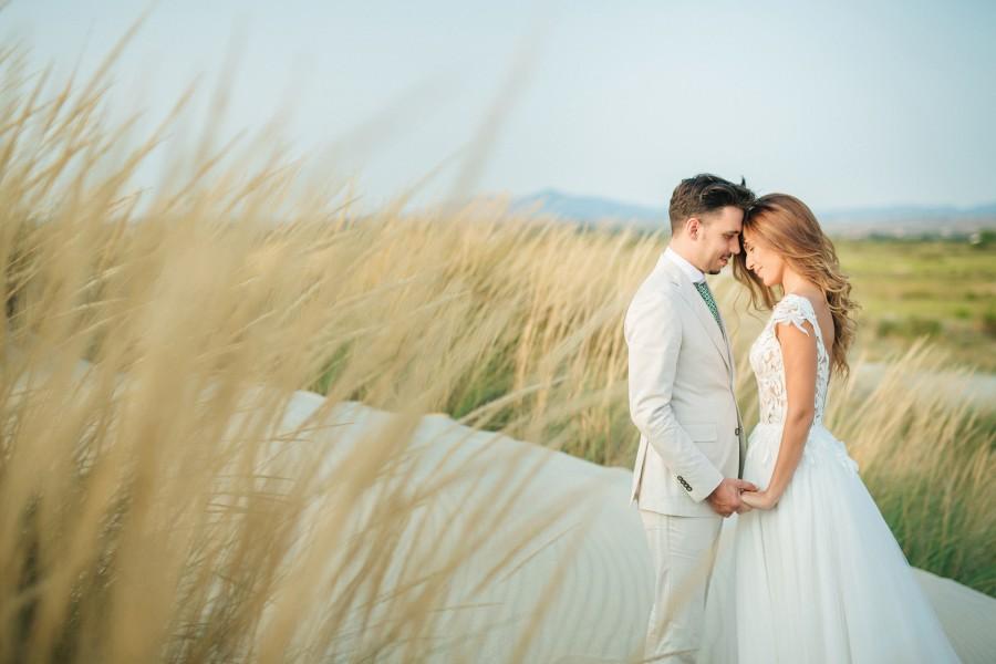 Φωτογραφίες γάμου στο Κτήμα Κυβέλη Θεσσαλονίκη