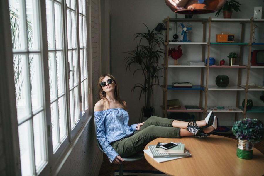 Επαγγελματική φωτογραφία πορτραίτο - Fashion