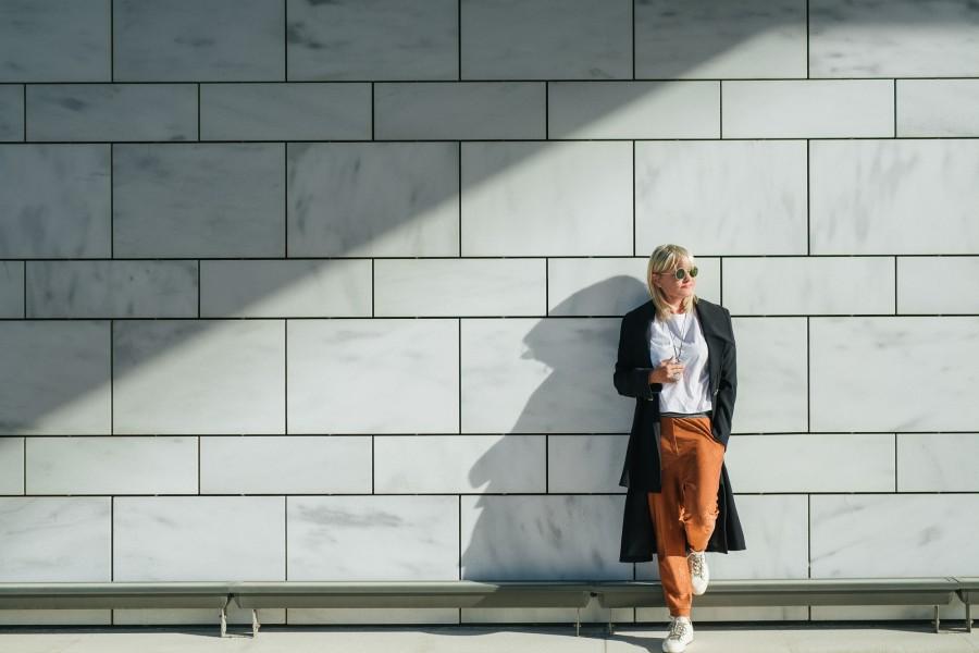 Επαγγελματική φωτογραφία πορτραίτου - Ελένη Σπάρτση
