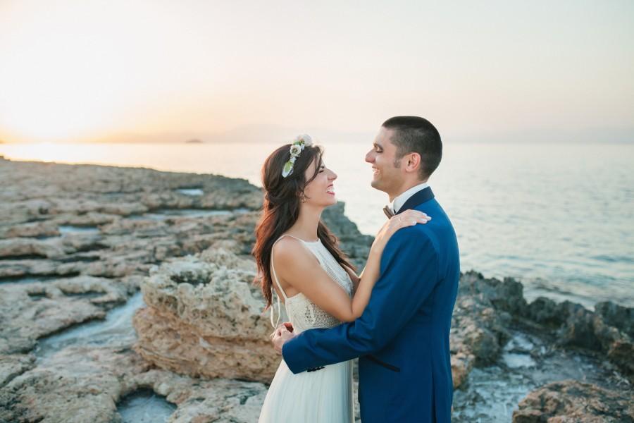Φωτογραφία γάμου στην Αίγινα