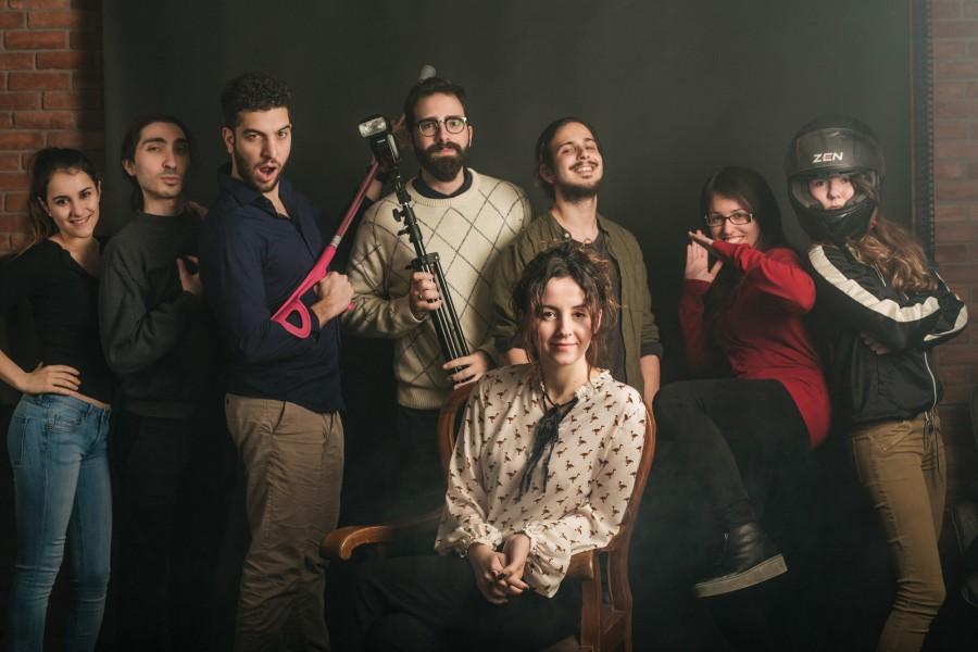 Κοπή της Πίτας για το 2018 POVstudio
