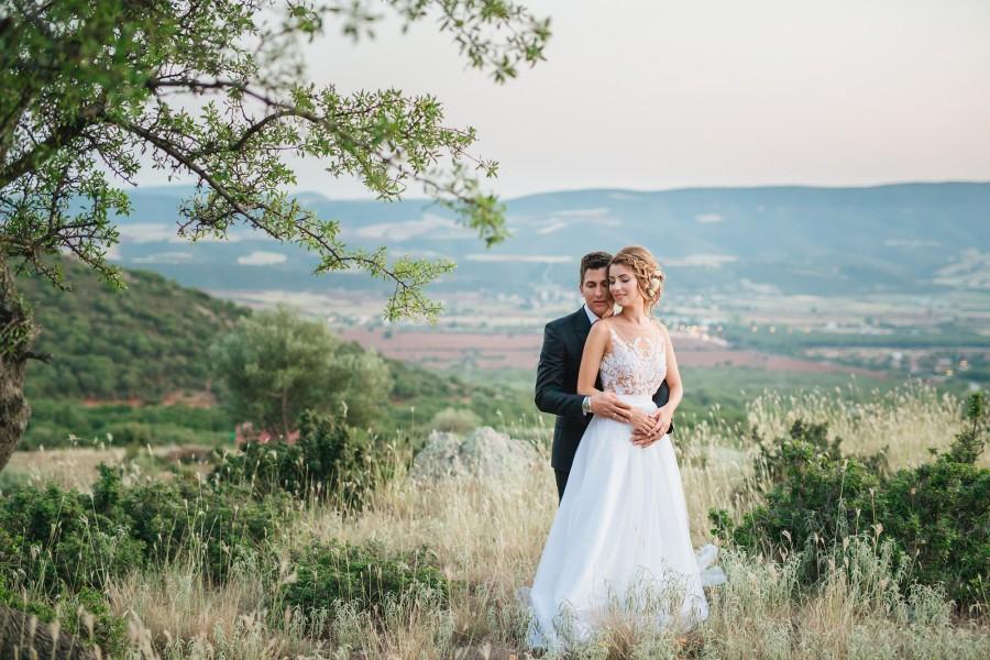Φωτογράφιση γάμου στο Κτήμα Περέκ