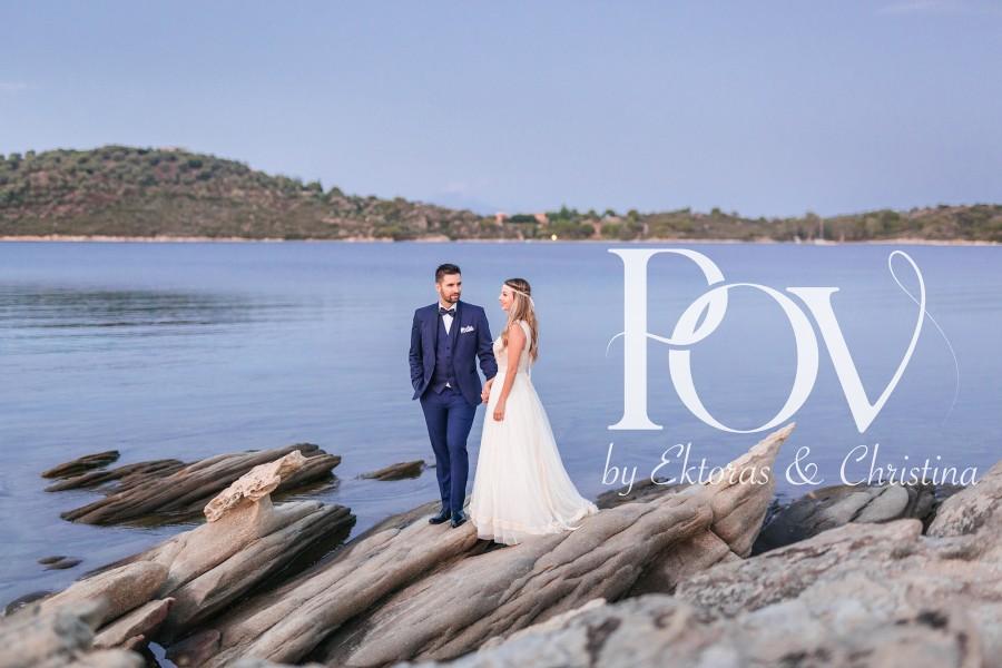 Φωτογραφία γάμου στo Polis Θεσσαλονίκη