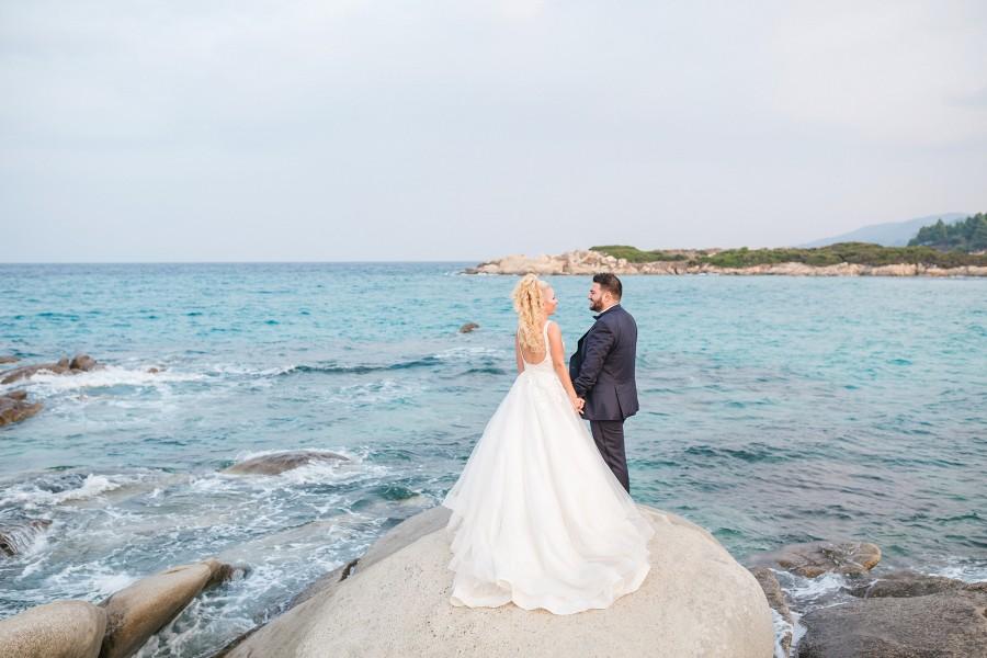 Φωτογραφια γαμου στη Θεσσαλονίκη - Κυριάκος & Κατερίνα