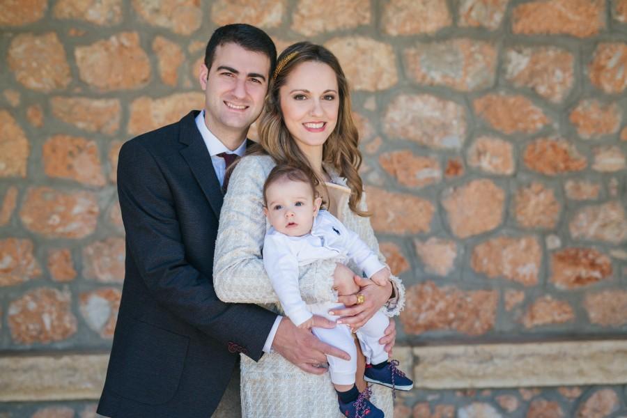 Φωτογραφίες Βάπτισης Αθήνα