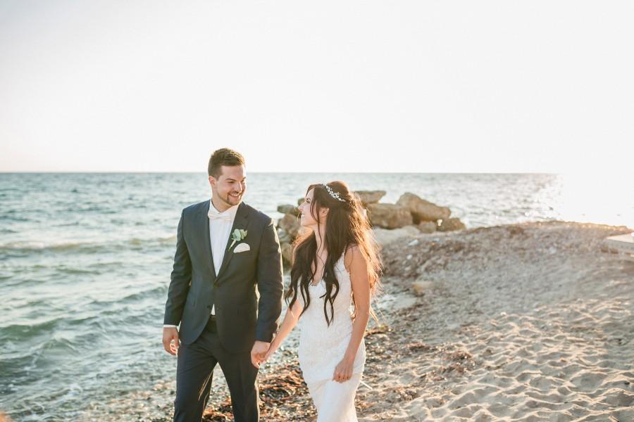 Φωτογραφίες γάμου στο Κτήμα Νεφέλη στη Χαλκιδική