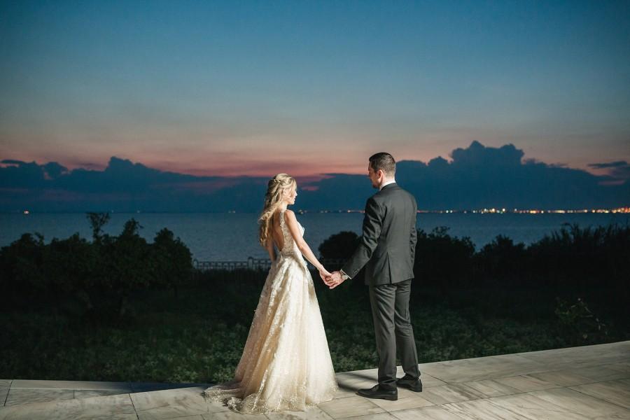 Φωτογραφίες γάμου στo Les Zazous