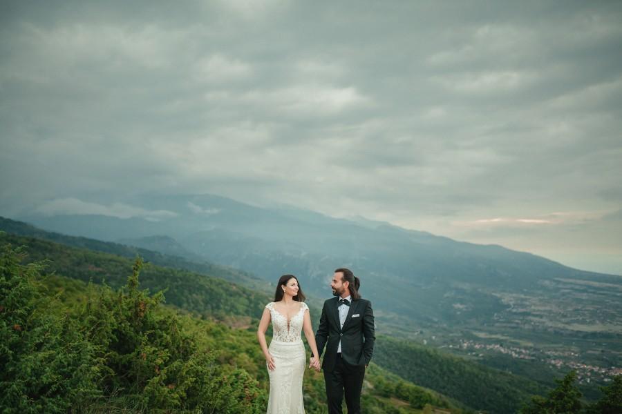 Φωτογράφιση γάμου στην Αμερικάνικη Γεωργική Σχολή