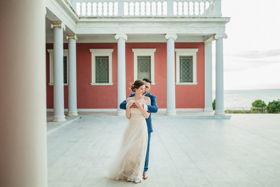 Φωτογράφιση γάμου στο Κτήμα Χρηστίδη