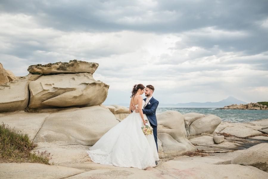 Φωτογράφος γάμου στο Κτήμα Χρηστίδη