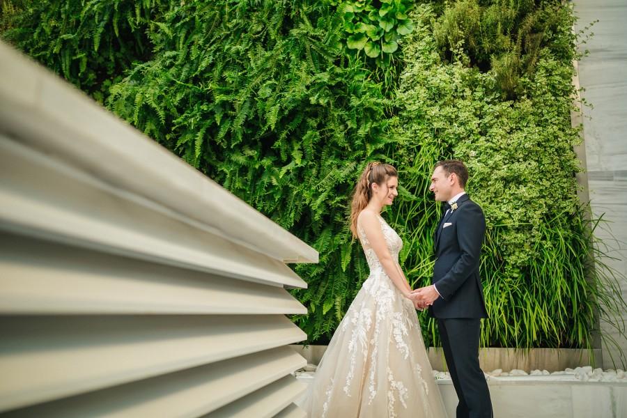 Φωτογράφος γάμου στo Μακεδονία Palace