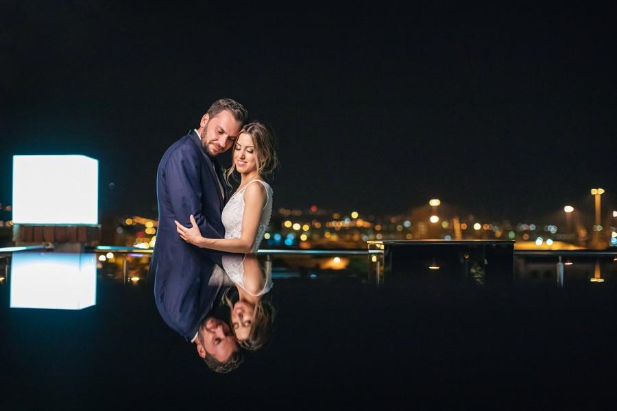 Φωτογραφίες γάμου στη Θεσσαλονίκη Porto Palace
