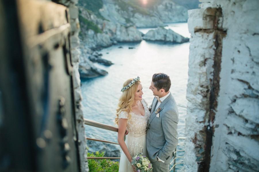Φωτογραφία γάμου Σέρρες & Σκόπελος