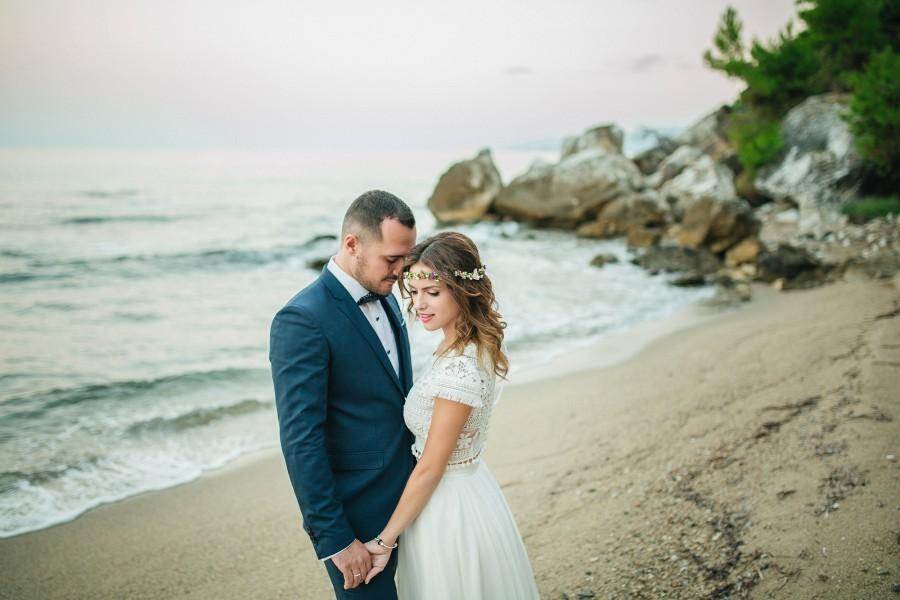 Φωτογραφίες γάμου στο Κτήμα Μυρωνίδη