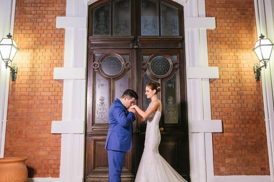 Φωτογραφία γάμου στο Porto Palace