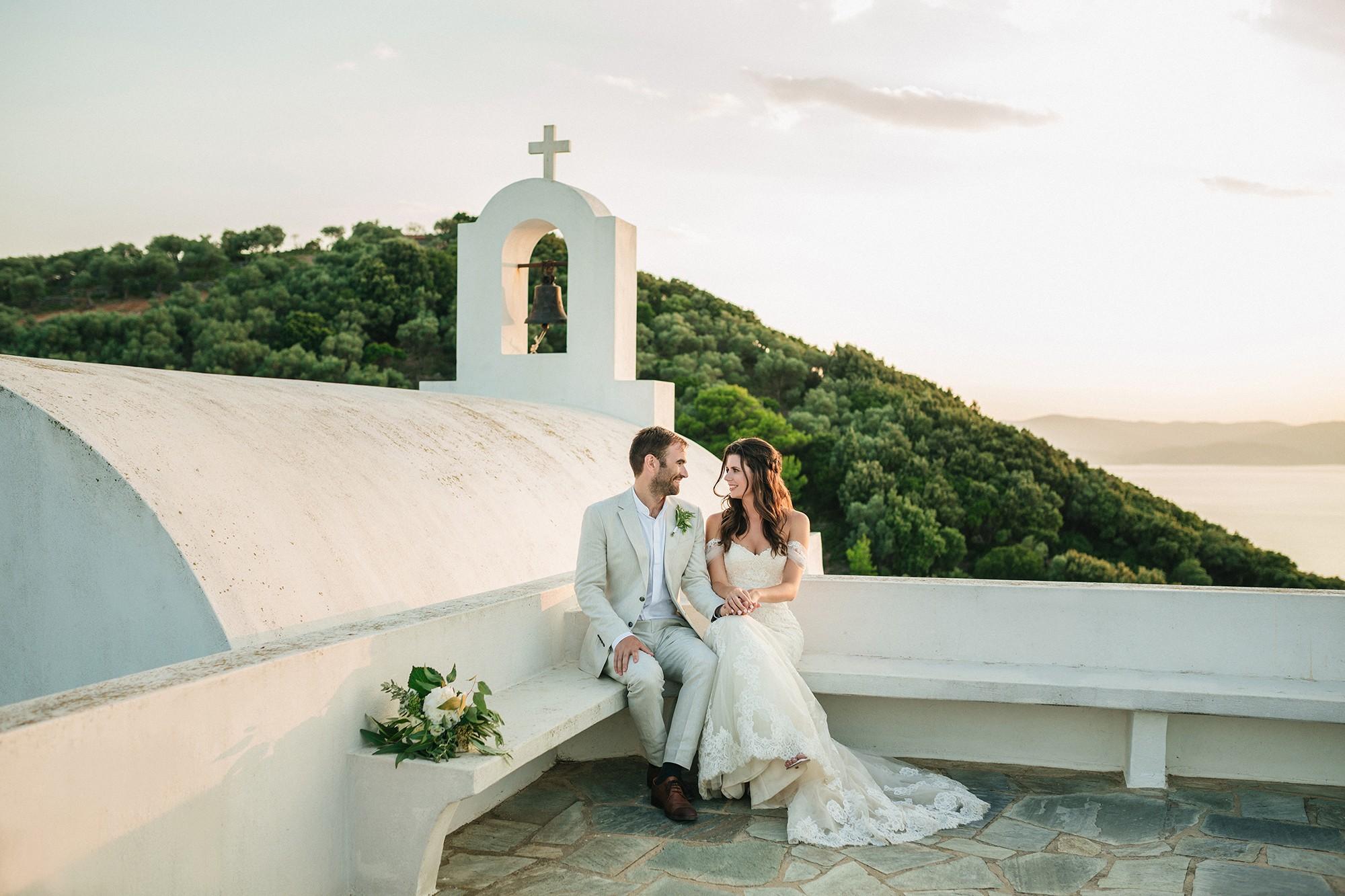 2faf17faa6fe Βίντεο γάμου στην Σκιάθο