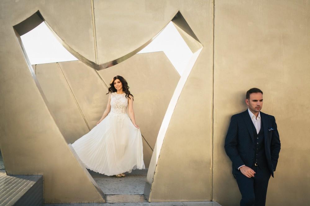 Φωτογραφίες γάμου στο Porto Palace Θεσσαλονίκης - Φωτογράφιση Γάμου