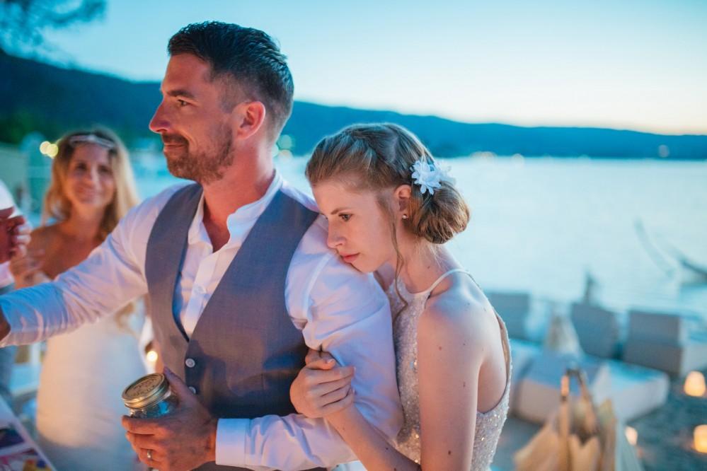 Φωτογραφίες γάμου - Matt & Jade