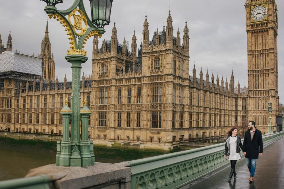 Φωτογράφιση στο Λονδίνο για ευχολόγιο γάμου - Φωτογράφος γάμου Ν&Σ