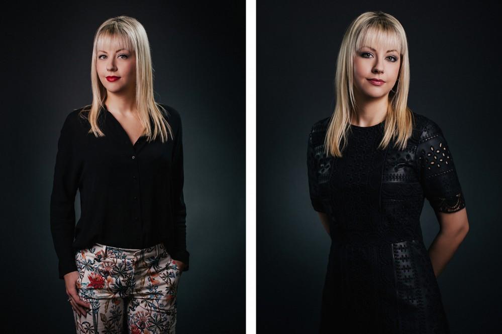 Επαγγελματικές φωτογραφίες πορτραίτου - Μαργαρίτα Πετκάκη