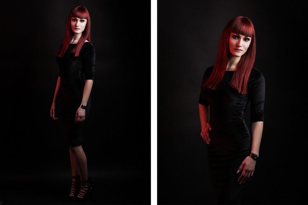 Επαγγελματική στουντιακή φωτογράφιση πορτραίτου - Ιωάννα Γιαννοπούλου