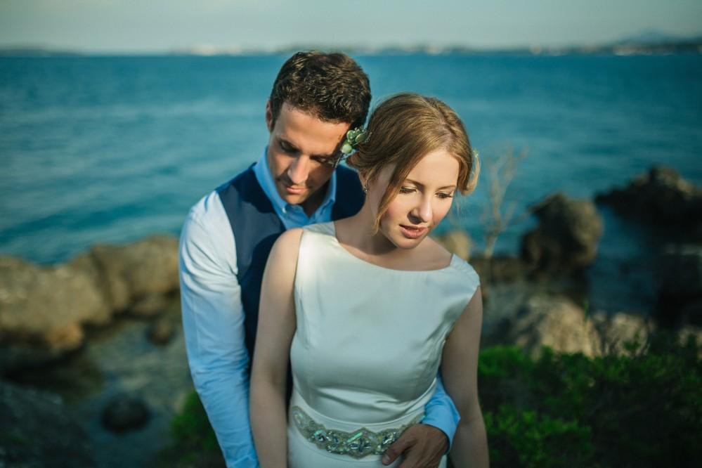 Φωτογραφια γαμου Κερκυρα
