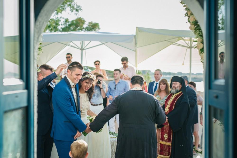 Η Φωτογράφιση γάμου της Αλίκης και του Σωτήρη στην Αίγινα