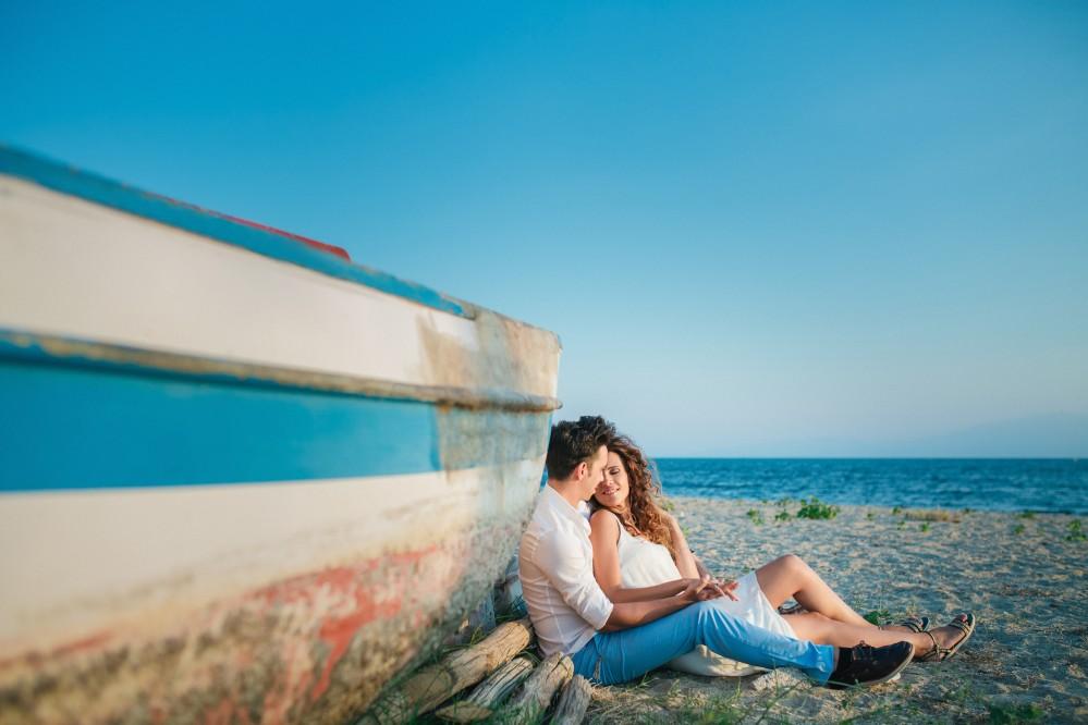 Pre-wedding Φωτογράφηση στη Θεσσαλονίκη | Δημήτρης & Βούλα