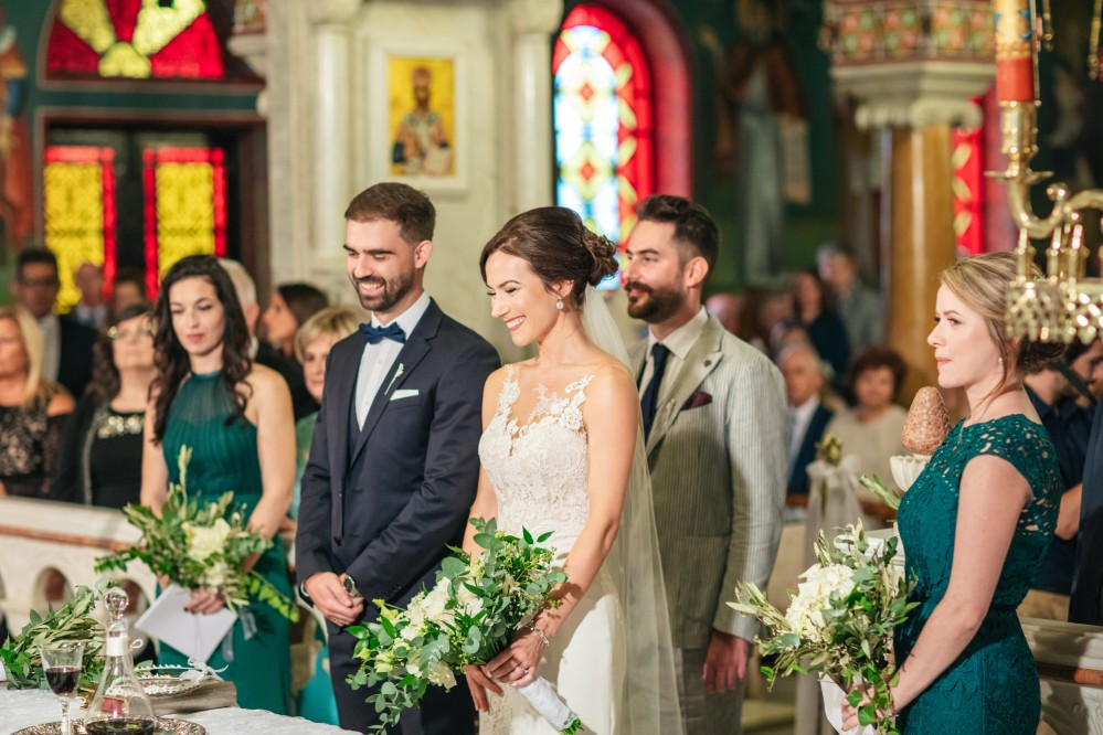 Φωτογράφιση γάμου στo Polis Convention Center Θεσσαλονίκης