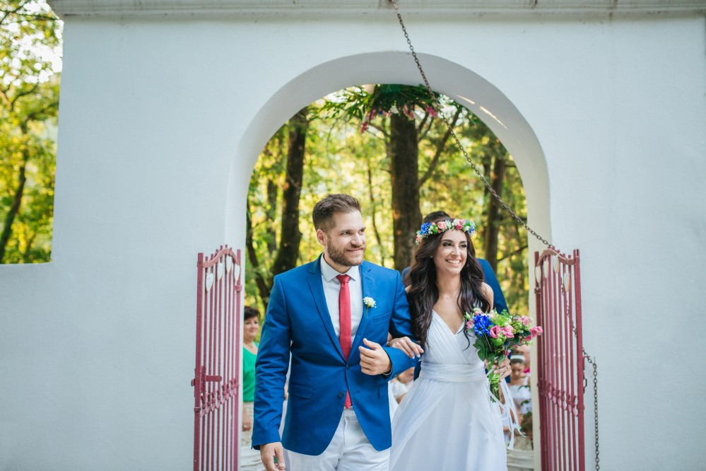 Επαγγελματική φωτογράφιση γάμου στη Λίμνη Ζηρού Πρέβεζας