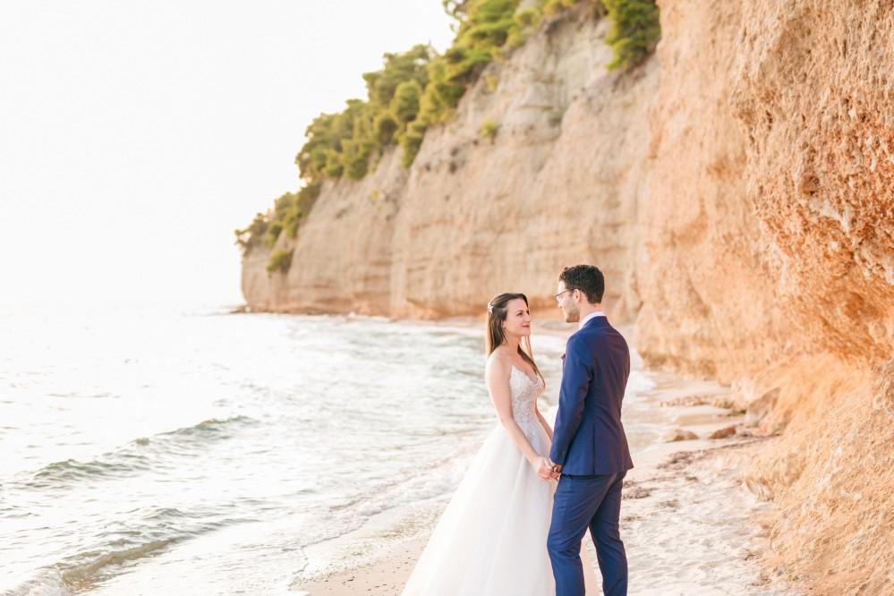 Φωτογραφίες γάμου στο B restaurant Θεσσαλονίκη