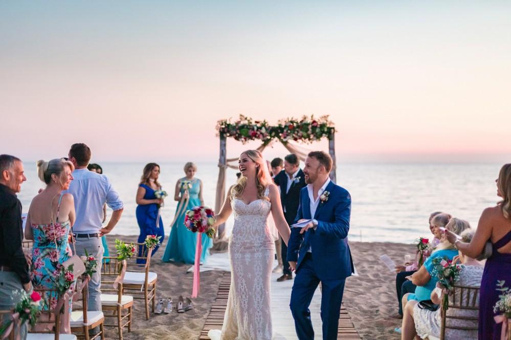 Φωτογράφος γάμου στο Costa Navarino - The Romanos