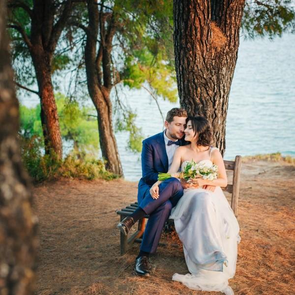 Φωτογραφίες γάμου - Θέμης και Όλγα