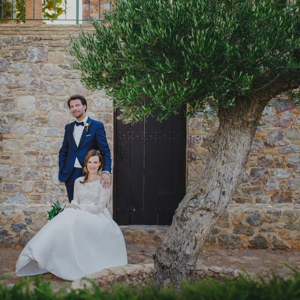 Φωτογραφίες γάμου - Mary & JanWicher