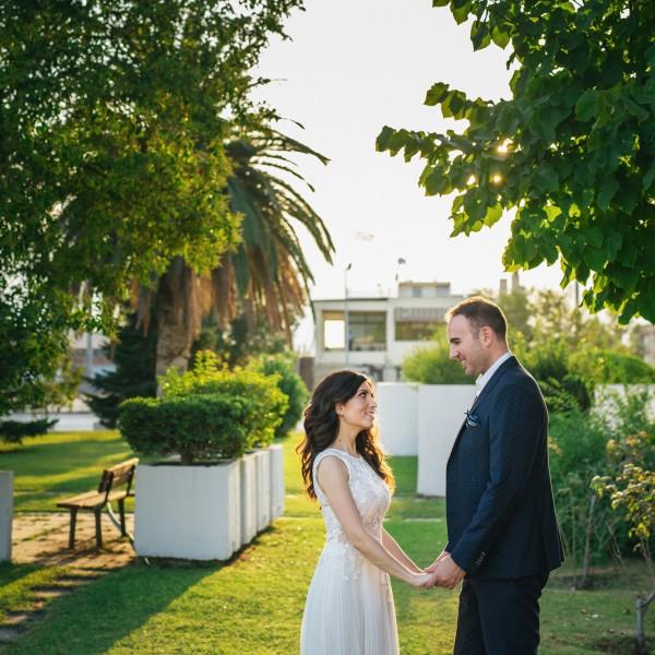 Φωτογραφίες γάμου - Αλεξάνδρα & Γιάννης στη Θεσσαλονίκη