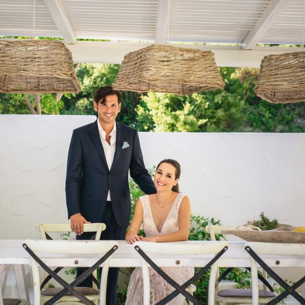 Φωτογραφίες γάμου -  Μάχη & Παύλος στην Αλόννησο