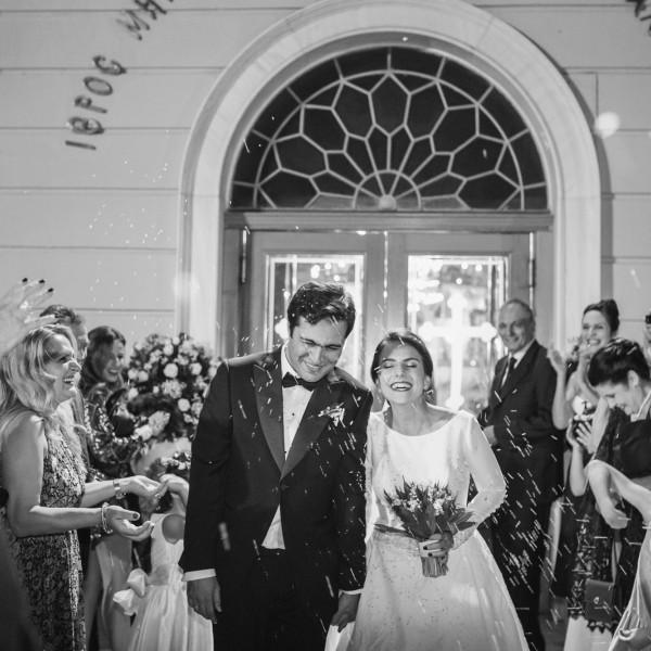 Φωτογραφίες γάμου - Έφη & Σταύρος