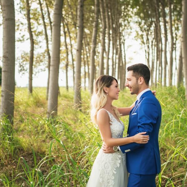 Φωτογραφίες γάμου - Πωλίνα & Αντώνης