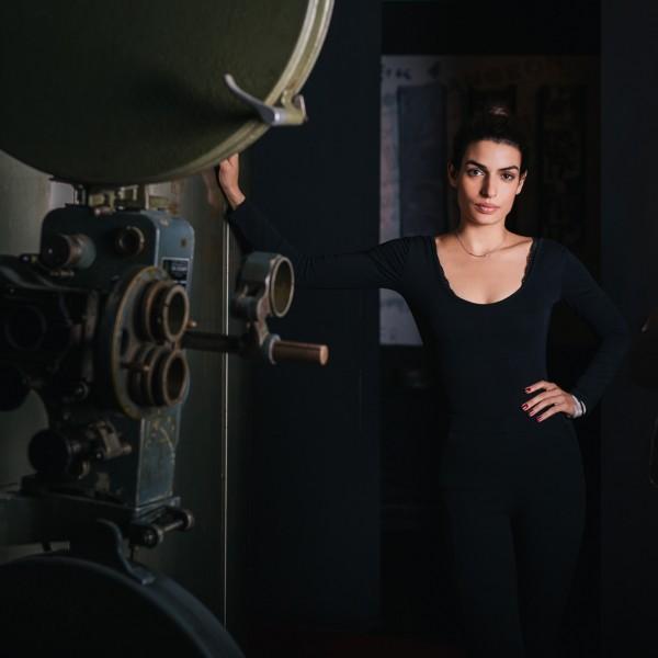 Επαγγελματική φωτογράφιση πορτραίτου - Τόνια Σωτηροπούλου