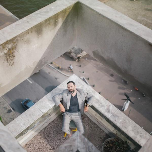 Καλλητεχνική φωτογράφιση πορτραίτου - Μάριος Ελευθεριάδης